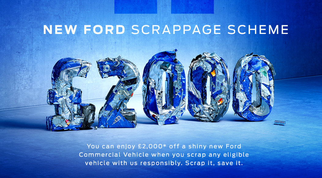New Ford Scrappage Scheme