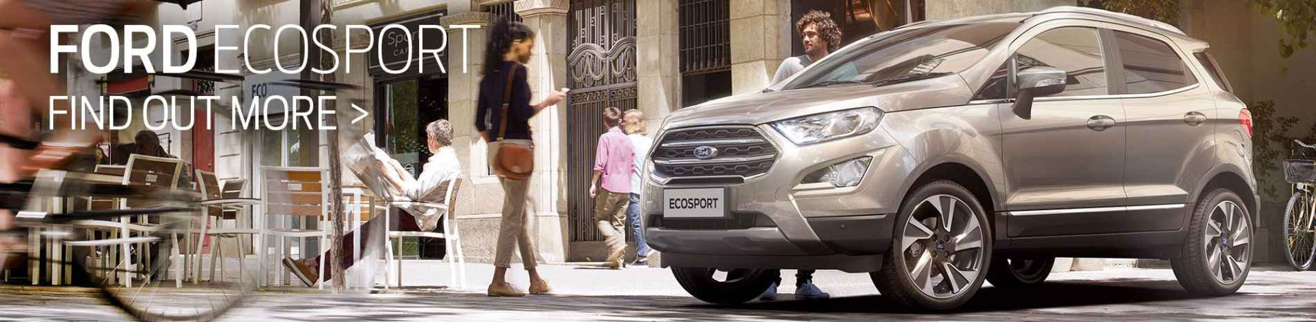 Ford Q4 Eco Sport Banner