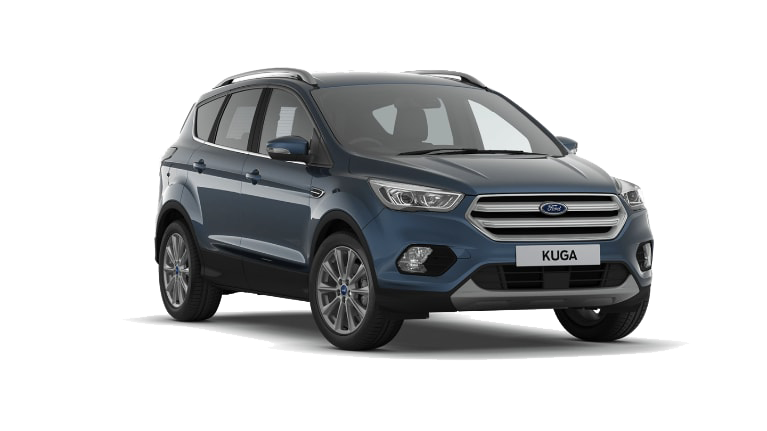 FORD KUGA ESTATE 1.5 EcoBoost Titanium Edition 5dr 2WD