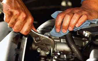 Book a Service at Moravian Motors