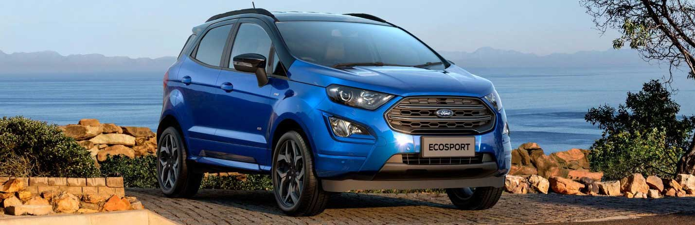 ford ecosport Banner