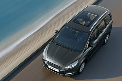 Ford Galaxy - Impressive Design Throughout