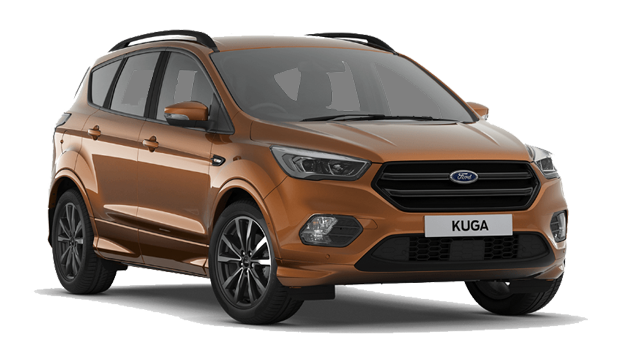 Ford Kuga - Copper Pulse
