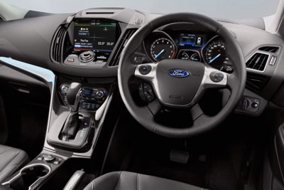 Ford Kuga - Comprehensive Style