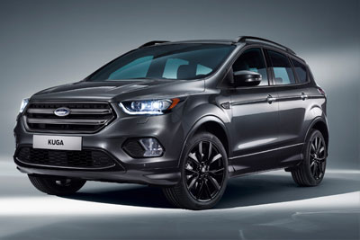 Ford Kuga - All-Wheel-Drive Available