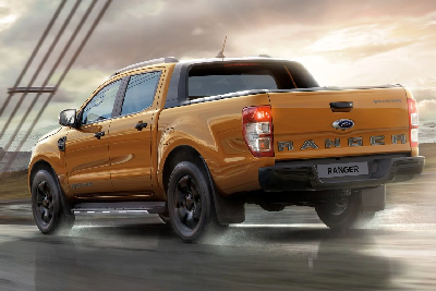 Ford Ranger - Incredible Interior Comfort