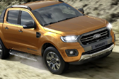 Ford Ranger - Plenty Of Equipment