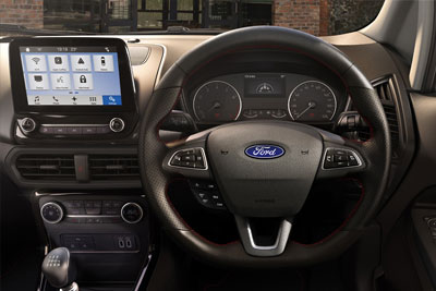Ford New Ecosport - Intelligent All-Wheel Drive