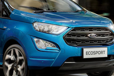 Ford New Ecosport - Smart Infotainment