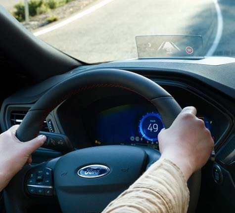 Ford New Kuga - Infotainment