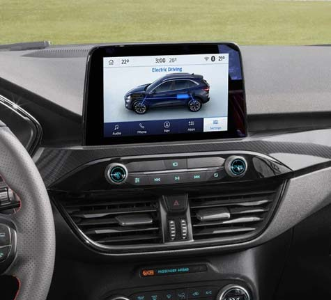 Ford New Kuga - Ford Eco Mode System